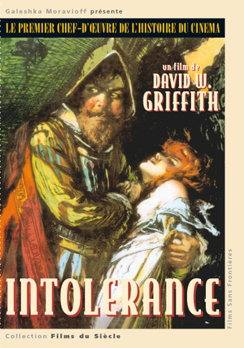 INTOLERANCE - film de Griffith