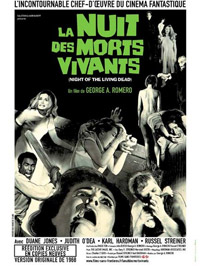 NUIT DES MORTS VIVANTS (LA) - film de Romero
