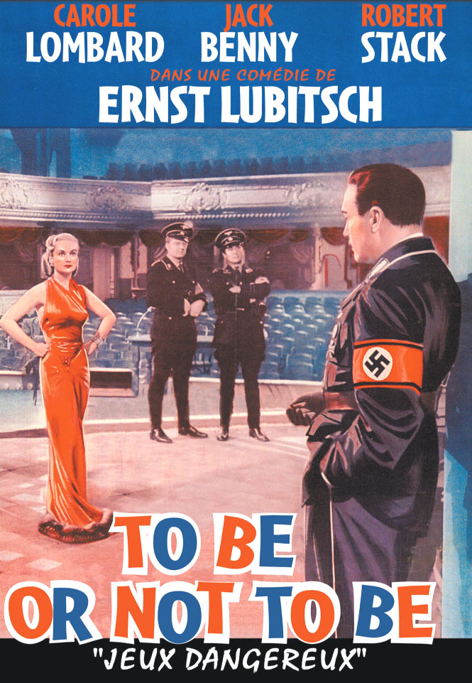 TO BE OR NOT TO BE - film de Lubitsch