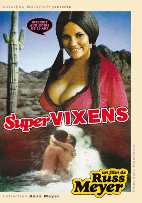 SUPERVIXENS - film de Meyer