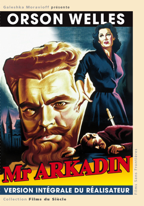 MR. ARKADIN - film de Welles