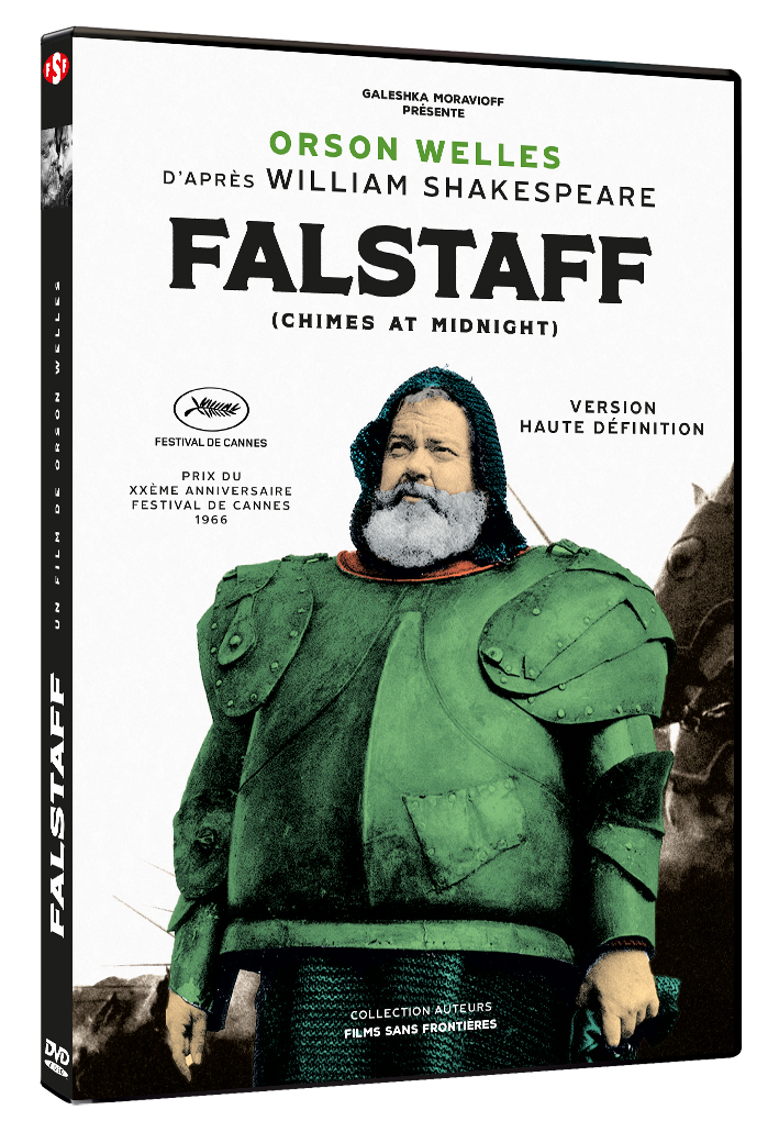 FALSTAFF - film de Welles