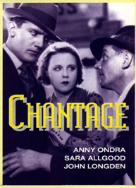 CHANTAGE - film de Hitchcock