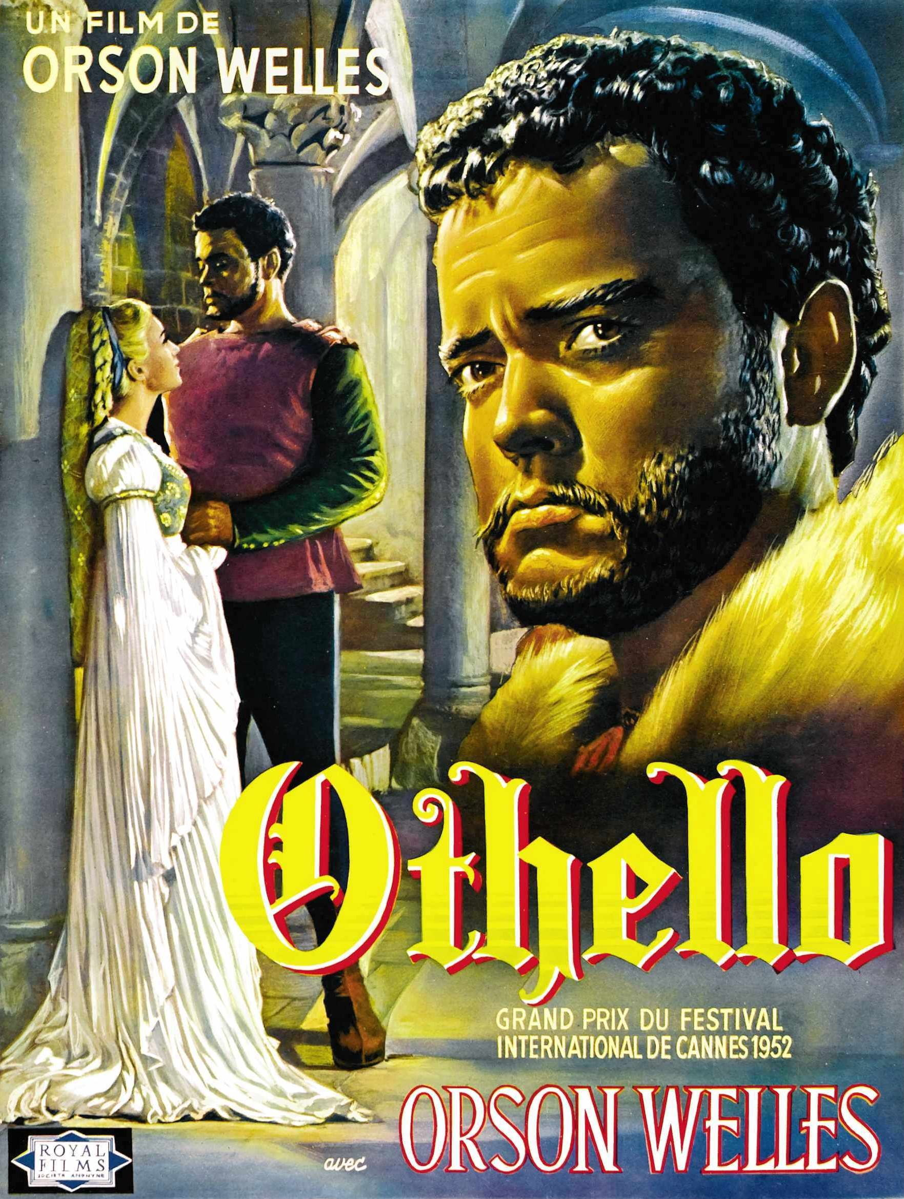 OTHELLO - film de Welles
