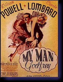 MY MAN GODFREY - film de La Cava