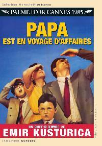 PAPA EST EN VOYAGE D'AFFAIRES